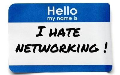 5 Networking tips for people who hate to network